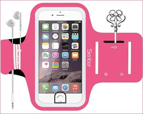 Senbor Armband for iPhone