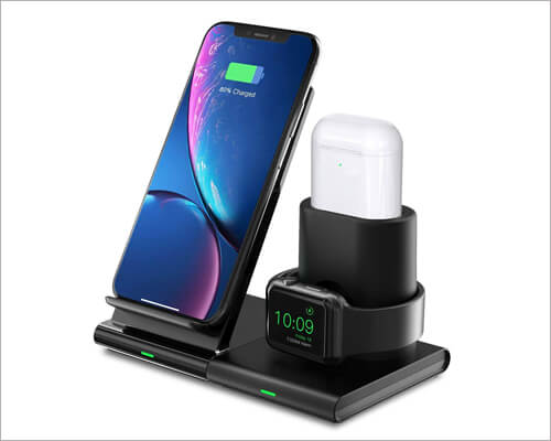 Seneo Wireless Charging Stand for AirPods Pro