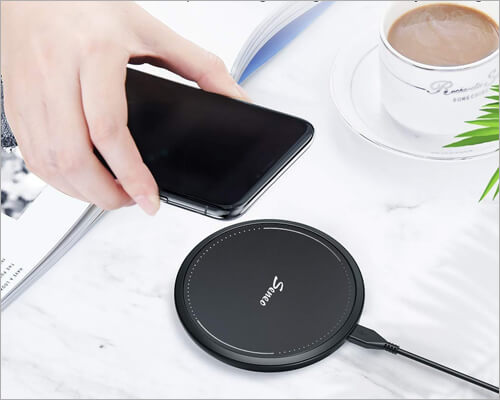 Seno Wireless Charging Pad for AirPods