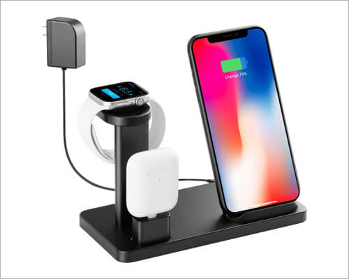 Seoyo Wireless Charger Stand for AirPods Pro