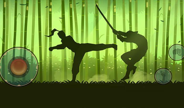 Shadow Fight 2 Mac Game Screenshot