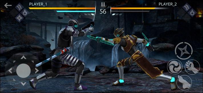 Screenshot der Shadow Fight 3 iPad und iPhone Fighting Game App