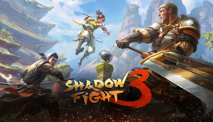 Shadow Fight 3 iPhone and iPad Ninja Game Screenshot