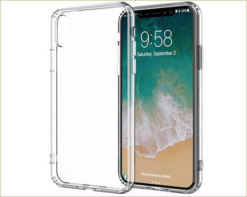 Shamo iPhone XS Max Transparent Case