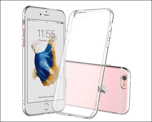 Shamos iPhone 6s Plus Clear Case