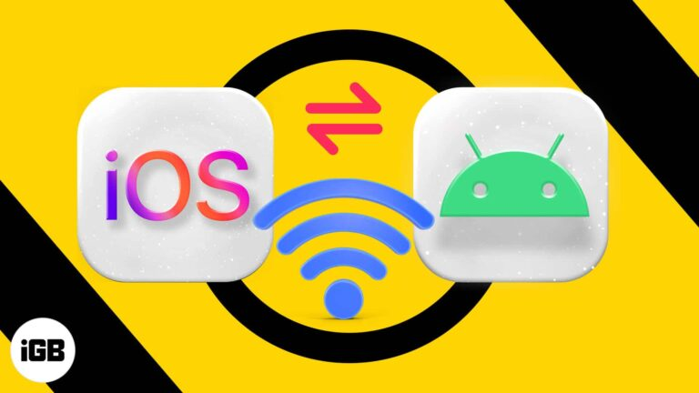 Share Wi-Fi password from iPhone to Android
