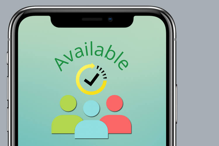 Share Your Availability Faster Siri Shortcut