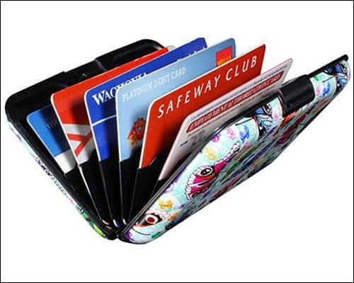 Shell-D Apple Card RFID Blocking Wallet Case