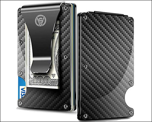 Shevrov Apple Card RFID Wallet