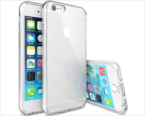 Shock Tech iPhone 6-6s Clear Case