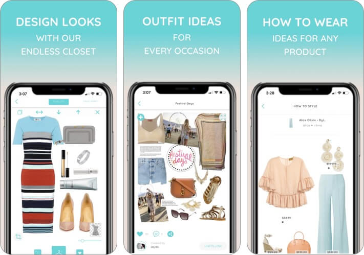 Shop ShopLook - Outfit Maker App