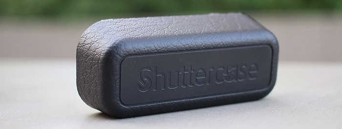 ShutterCase iPhone X, 8 Plus Camera Case with Power Bank