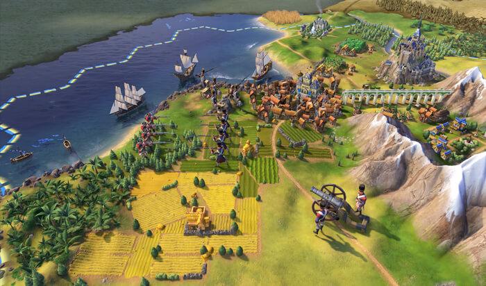 Sid Meiers Civilization VI Online Game for Mac