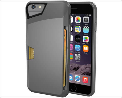 Silk Vault Slim iPhone 6s Wallet Case