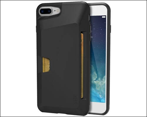 Silk iPhone 7 Plus Wallet Case