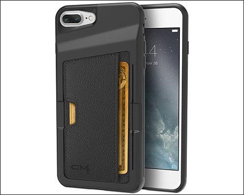 Silk iPhone 8 Plus Wallet Case