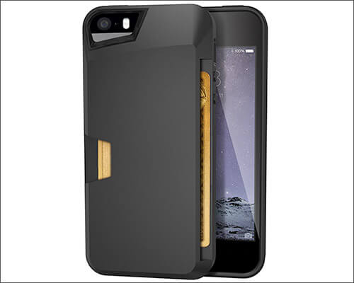 Silk iPhone SE, 5, and 5s Wallet Case