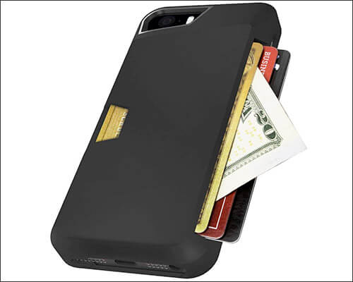 Silk iPhone SE Wallet Case