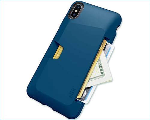 Silk iPhone Xs Max Wallet Case