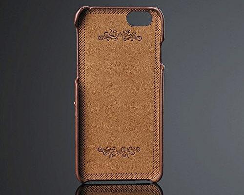 Simons of London iPhone 6 Plus Handmade Leather Case