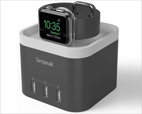Simpeak Apple Watch Charging Stand