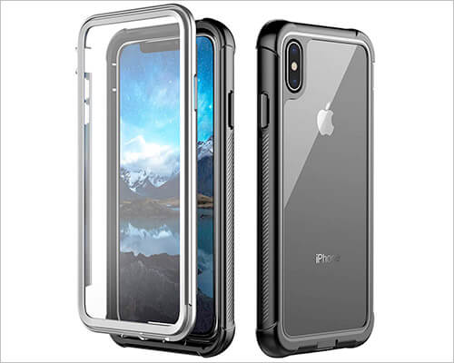 Singdo Bumper Case for iPhone Xs Max