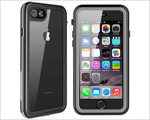 Singdo Waterproof Case for iPhone 7