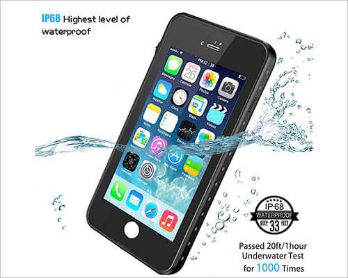 Singdo iPhone 8 Waterproof Case