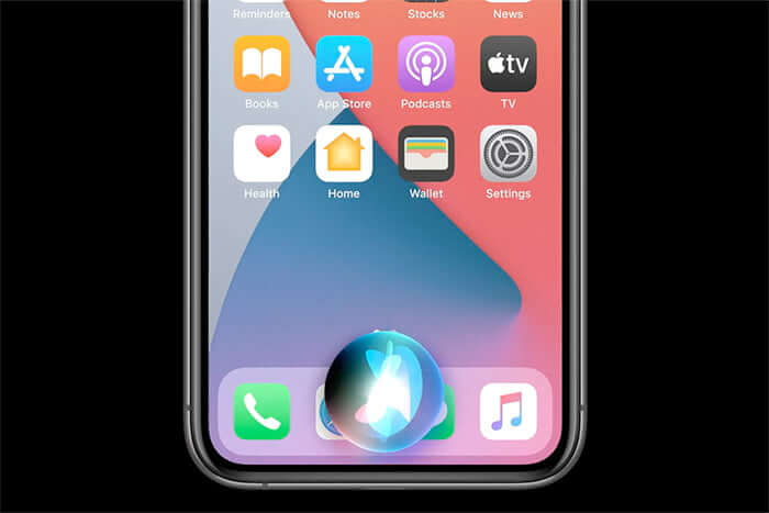 Siri completely redesigned in iOS 14