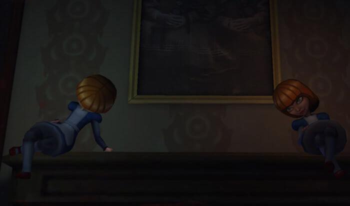 Sisters iPhone VR Game Screenshot