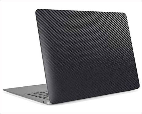 Skinit Carbon Fiber Design Skin for 16 inch MacBook Pro