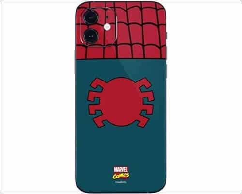 Skinit Spiderman edition iPhone 12 Mini Skin