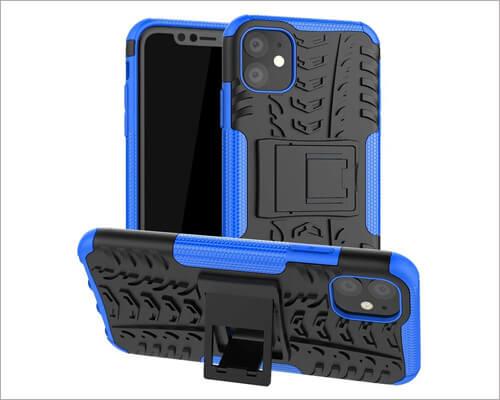 Sktgslamy iPhone 11 Kickstand Case
