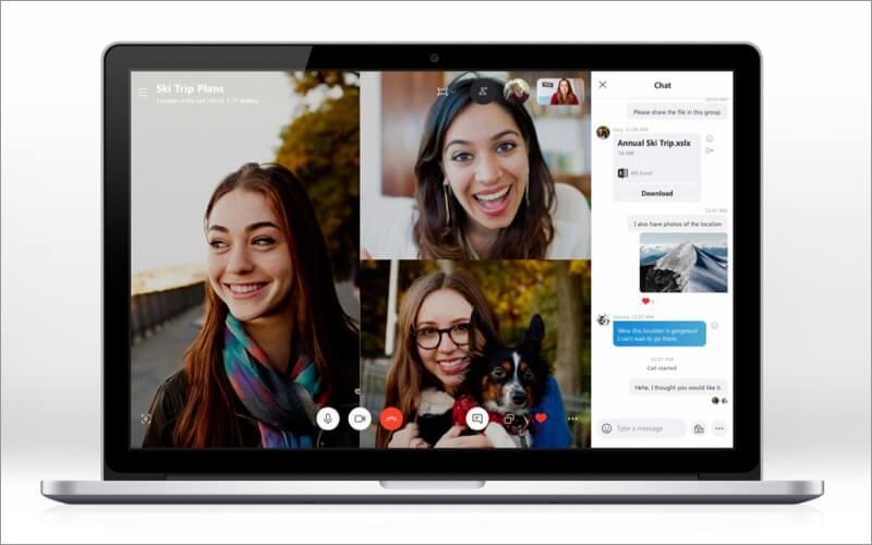 Skype Screensharing App for Mac