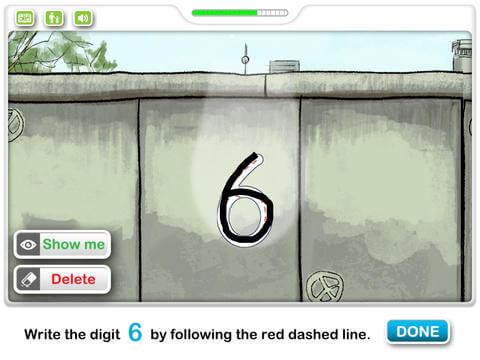 SlateMath for Kids iPad Education App