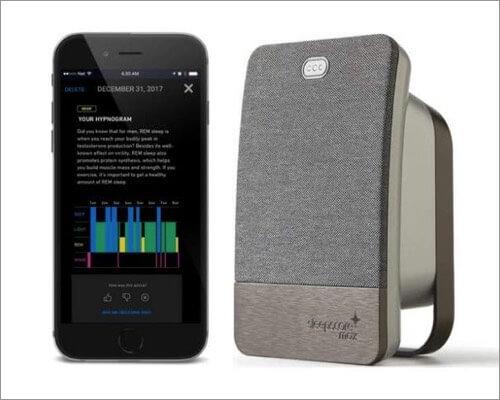 SleepScore Labs Sleep Tracking Device