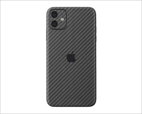 Slickwraps Carbon Fiber iPhone 11 Skin WrapSlickwraps Carbon Fiber iPhone 11 Skin Wrap