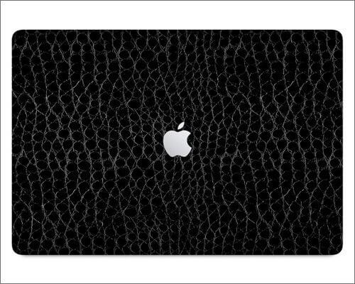Slickwraps Leather Skin for 16 inch MacBook Pro
