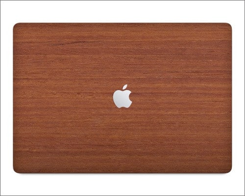 Slickwraps Natural Wood Skin for 16 inch MacBook Pro