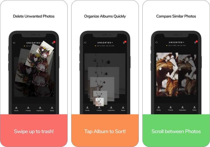 Slidebox iPhone and iPad App Screenshot
