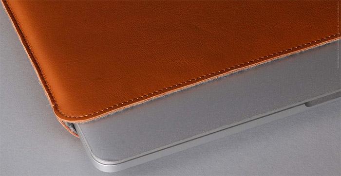Slim MacBook Pro Sleeve from Harber London