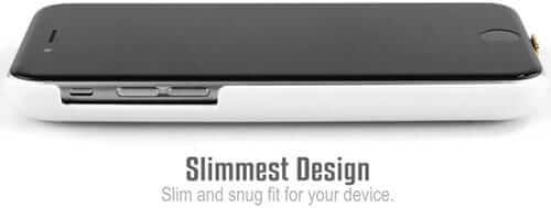 Slim iPhone 6 Battery Case