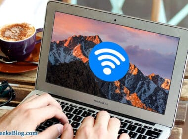 Slow Wi-Fi After macOS Sierra Update