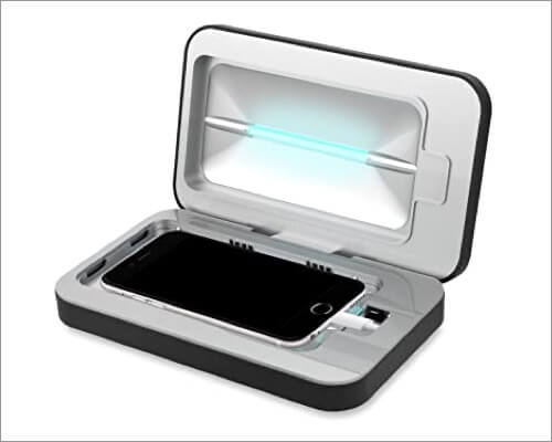 Smart Sanitizers for iPhone