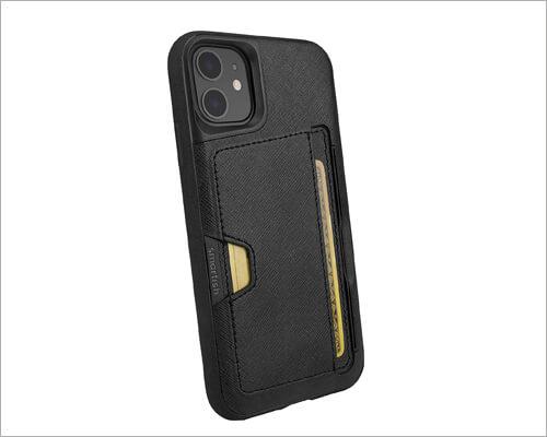 Smartish iPhone 11 Kickstand Executive Wallet Case