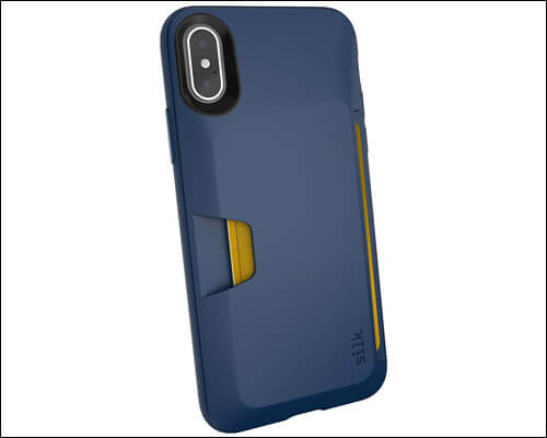 Smartish iPhone X, Xs Card Holder Wallet Case