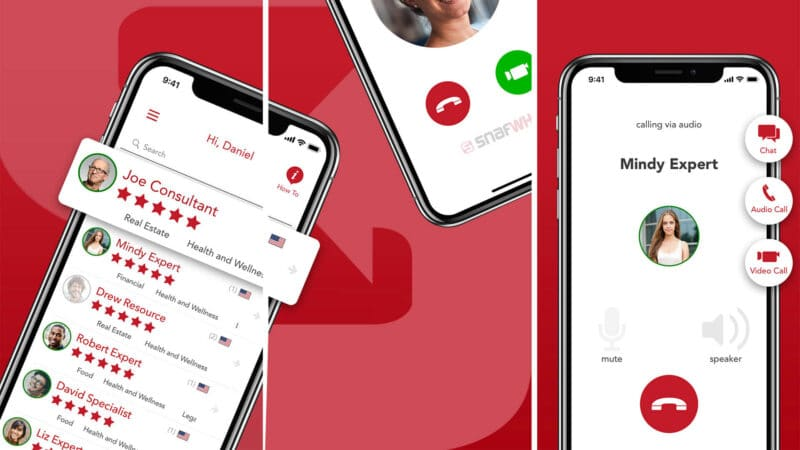 Snafwho Consulting Services iPhone App Review