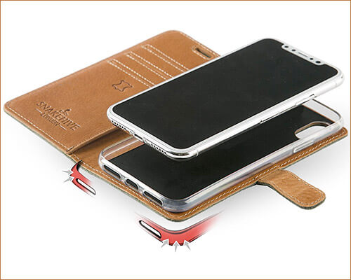 SnakeHive iPhone Xs Professional Case
