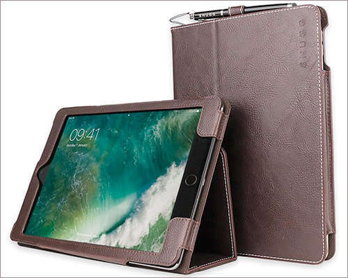 Snugg 10.5-inch iPad Air 3 Leather Case
