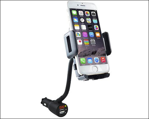 Soaiy iPhone X, 8 Plus, and 8 Car Charger